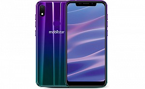 Mobiistar X1 Notch Front and Back