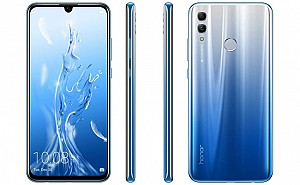 Honor 10 Lite Front, Side and Back