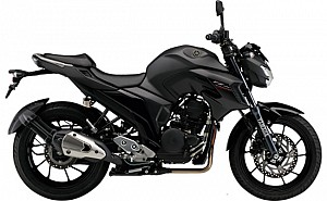 Yamaha FZ 25 Matt Black