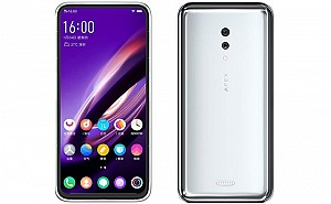 Vivo Apex 2019 Front, Side and Back