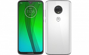 Motorola Moto G7 Front, Side and Back