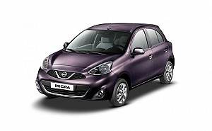 Nissan Micra Fashion Edition XL CVT