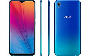 Vivo Y91i Front and Back