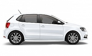 Volkswagen Polo 1.5 TDI Highline Plus Candy White