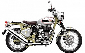Royal Enfield Bullet Trials 500 STD Replica Green