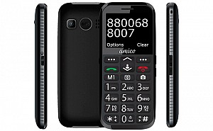 Easyfone Amico Front, Side and Back