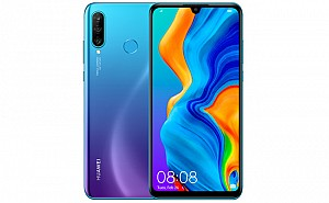 Huawei P30 Lite Front and Back