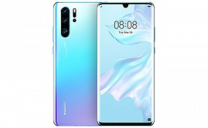 Huawei P30 Pro Front, Side and Back