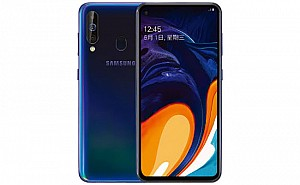 Samsung Galaxy A60 Front, Side and Back