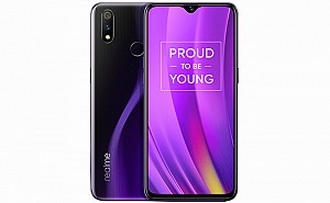 Realme 3 Pro Front, Side and Back