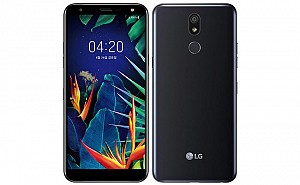 LG X4 (2019) Front, Side and Back