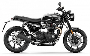 Triumph Speed Twin STD Silver Ice and Storm Grey