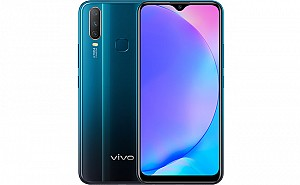 Vivo Y17 Front, Side and Back