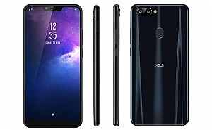 Xolo ZX Front, Side and Back
