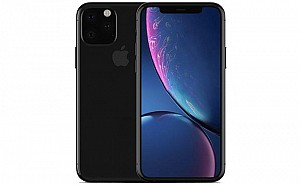 Apple iPhone XI Front and Back