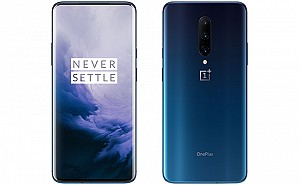 OnePlus 7 Pro Front, Side and Back