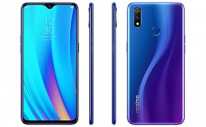 Realme X Lite Front, Side and Back