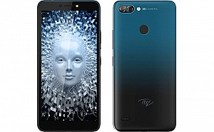 Itel A46 Front and Back