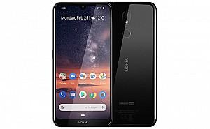 Nokia 3.2 3GB Front and Back
