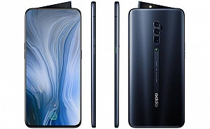 Oppo Reno 10x Zoom Front, Side and Back