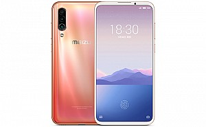 Meizu 16Xs Front, Side and Back