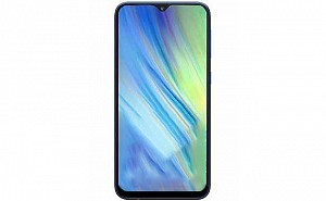 Samsung Galaxy A10s Front and Back