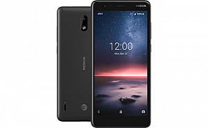 Nokia 3.1 A Front and Back