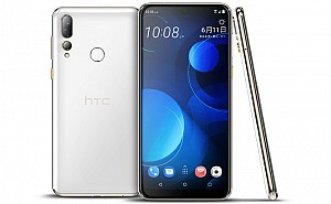 HTC Desire 19+ Front, Side and Back