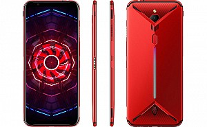 Nubia Red Magic 3 Front, Side and Back