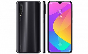 Xiaomi Mi CC9 Front, Side and Back