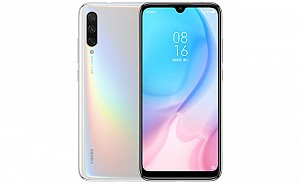 Xiaomi Mi CC9e Front, Side and Back