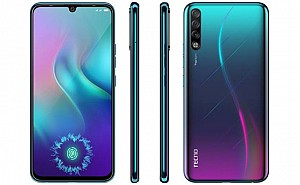 Tecno Phantom 9 Front, Side and Back