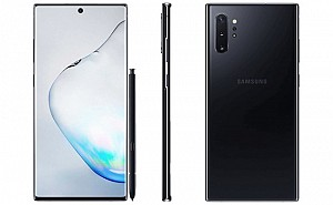 Samsung Galaxy Note 10 Pro Front, Side and Back