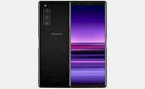 Sony Xperia 2 Front and Back
