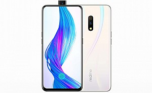 Realme X Front, Side and Back