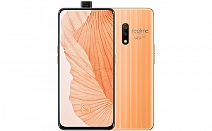 Realme X 8GB Front, Side and Back