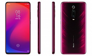 Xiaomi Redmi K20 Front, Side and Back
