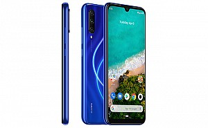 Xiaomi Mi A3 Front, Side and Back