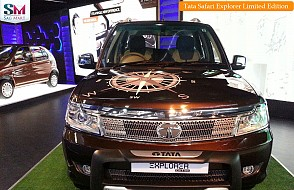 Tata launches its Explore edition Safari - SAG Mart