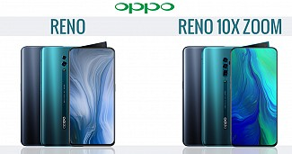 Oppo Reno, Oppo Reno 10x Zoom Edition Launched in India