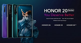 Check Out Price, Specifications, and Features Honor 20 Pro, Honor 20i, Honor 20