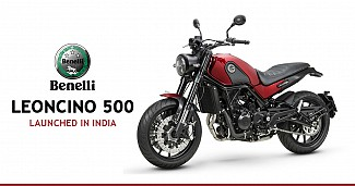 Benelli Leoncino 500 launched in India at Rs 4.79 lakh