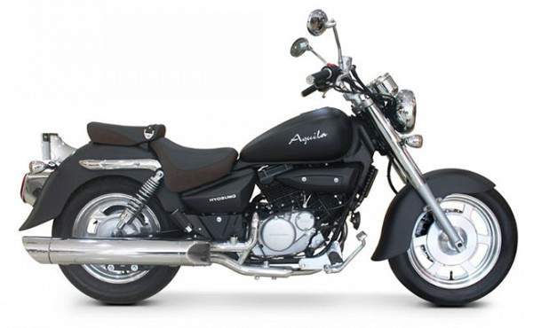 Hyosung Aquila 250 Limited Edition
