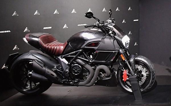 Ducati Diavel Diesel Images | SAGMart