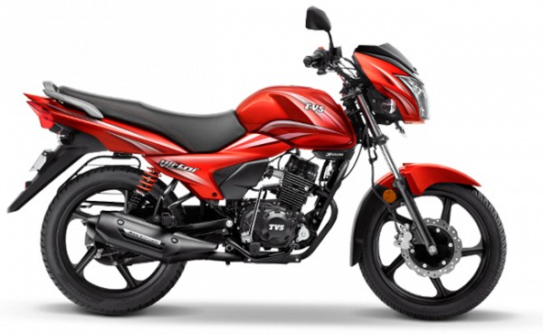 All New TVS Victor Disc Brake