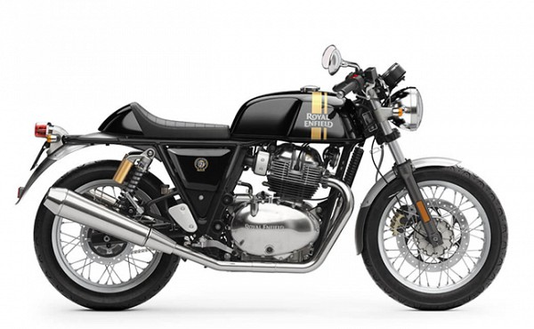 Royal Enfield Continental GT 650 Chrome