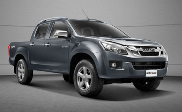 Isuzu D Max V Cross 4X4