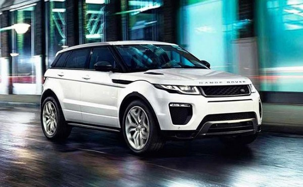 Land Rover Range Rover Evoque Petrol HSE Dynamic