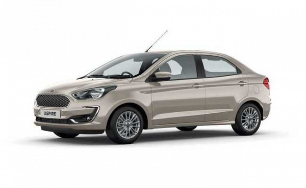 Ford Aspire Trend Plus