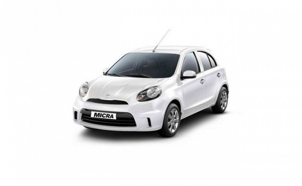 Nissan Micra Active XL Option